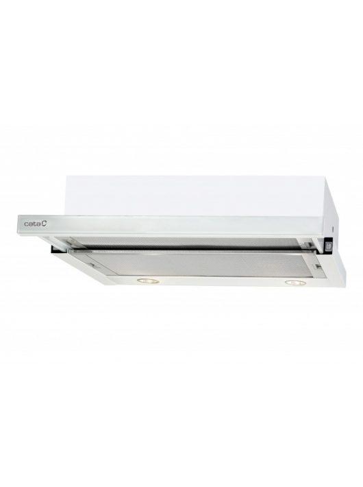 Cata TF-2003/60 LED WHITE GLASS páraelszívó fehér 60 cm