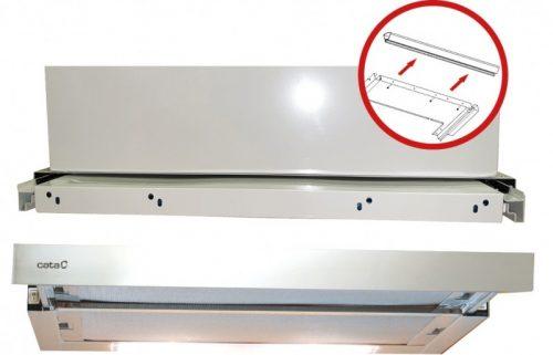 Cata TF-2003/90 LED duralum páraelszívó|90 cm