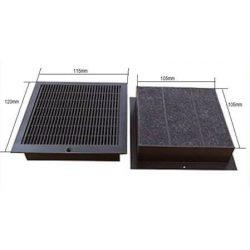 CATA - NODOR (Extender) aktívszén-szűrő