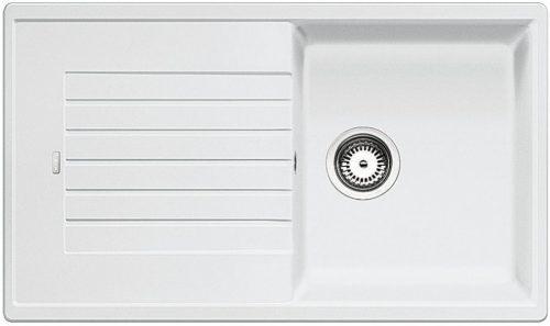 BLANCO ZIA 5 S Gránit mosogató fehér