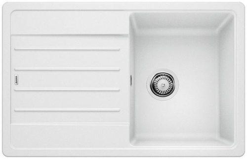 BLANCO LEGRA 45 S Gránit mosogató fehér