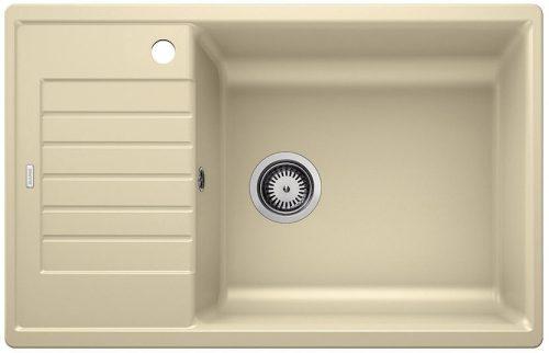 BLANCO ZIA XL 6 S Compact Gránit mosogató pezsgő