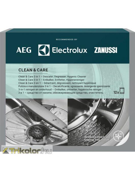 Electrolux M3GCP400 Clean & Clear tisztítószer (12 db)