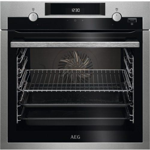 AEG BCE455350M SteamBake beépíthető sütő |gőz|katalitikus