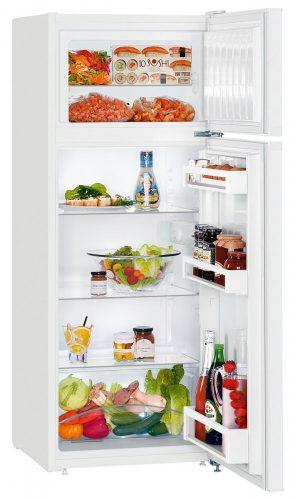 LIEBHERR CTP231 Kombinált hűtőszekrény   Fehér   140 cm