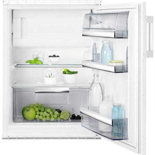 Electrolux EK134SRWE Aláépíthető hűtőszekrény| OptiSpace| 75,8 cm