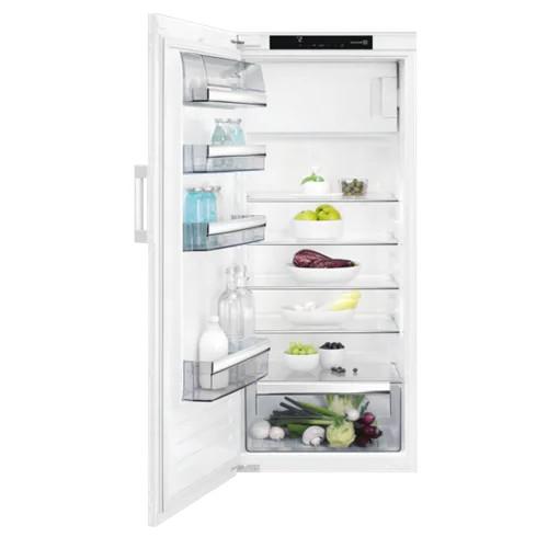 Electrolux EK242SLWE Beépíthető hűtőszekrény OptiSpace  126,5 cm