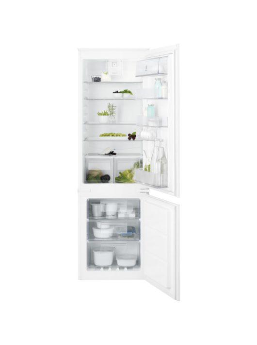 Electrolux ENT6TF18S Beépíthető kombinált hűtőszekrény|177 cm|NoFrost