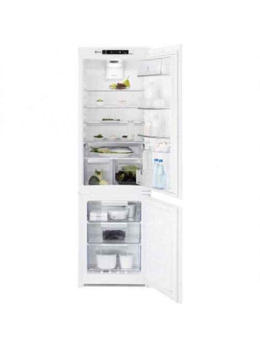 Electrolux ENT8TE18S Beépíthető kombinált hűtőszekrény|178 cm
