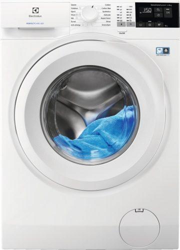 Electrolux EW6F428W Elöltöltős mosógép|8 kg|1200f/p|inverter|LED