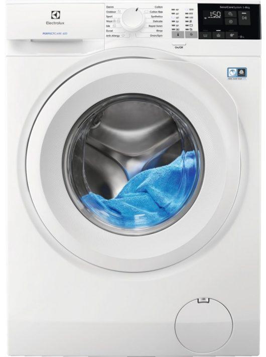 Electrolux EW6F428W Elöltöltős mosógép|8 kg|1200f/p|inverter|LED|A+++