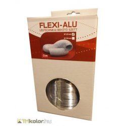 Flexi-Alu FA125/3 bekötő szett