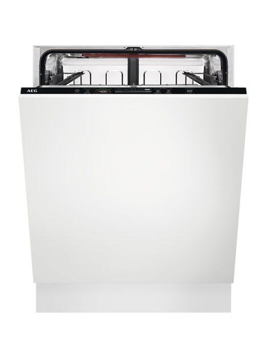 AEG FSB52637P Beépíthető mosogatógép|13 teríték| QuickSelect| AirDry
