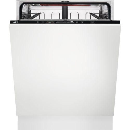 AEG FSB53627P Beépíthető mosogatógép Quickselect 13 teríték AirDry