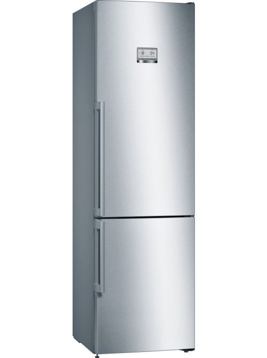 Bosch KGN39AIEQ Kombinált hűtőszekrény NoFrost 203cm A++