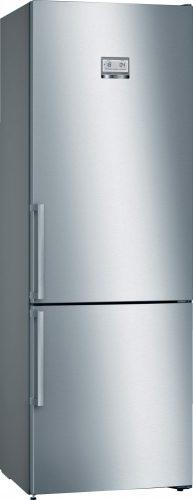 Bosch KGN49AIEP Kombinált hűtőszekrény NoFrost 203cm