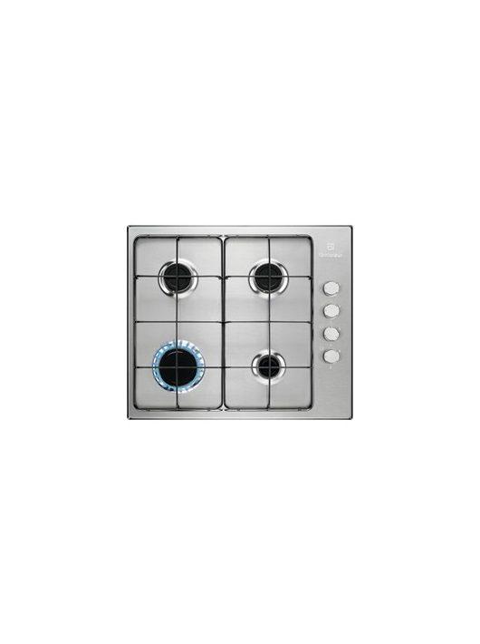 Electrolux KGS6404SX Beépíthető gáz főzőlap 60 cm
