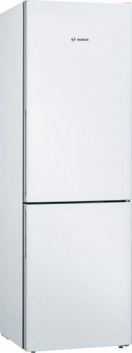 Bosch KGV36VWEA Serie   4, Kombinált hűtőszekrény  186 x 60 cm   fehér
