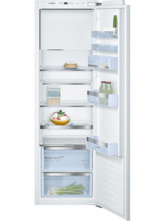 Bosch KIL82AFF0 Beépíthető hűtőkészülék fagyasztórekesszel