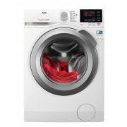 AEG L6FEG49S öltöltős mosógép|9 kg|1400f/p|inverter|LED|A+++