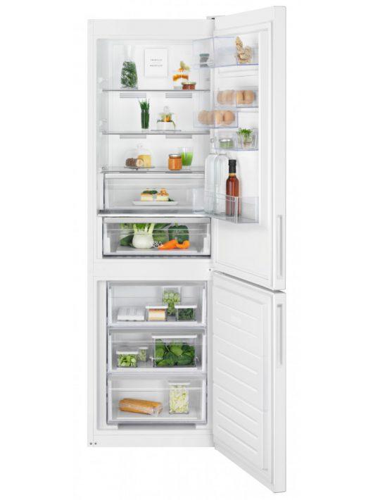 Electrolux LNC7ME32W1 Kombinált hűtőszekrény|NoFrost|186 cm|A++