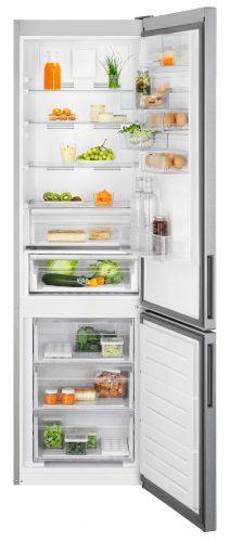 Electrolux LNC7ME34X1 Kombinált hűtőszekrény NoFrost 201 cm
