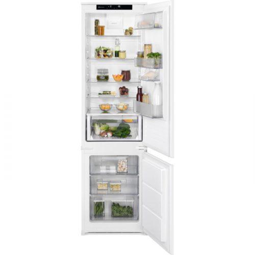 Electrolux LNS8FF19S Beépíthető kombinált hűtőszekrény 189 cm LowFrost