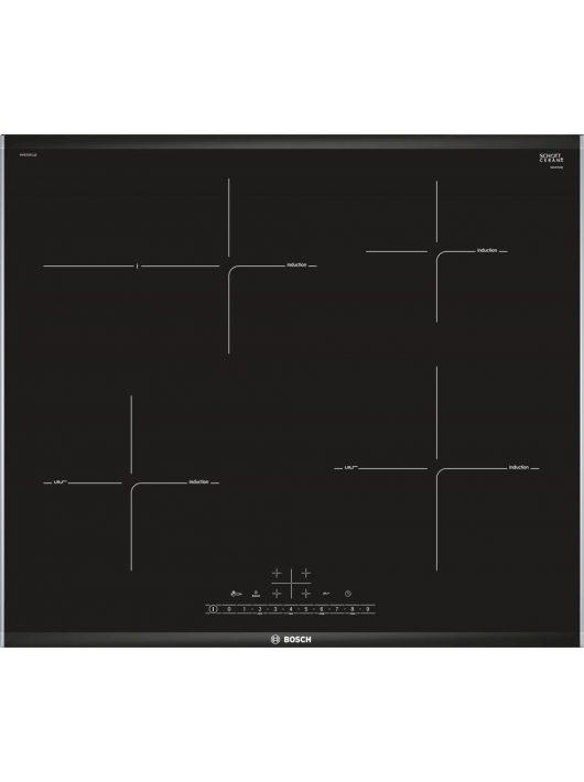 Bosch PIF675FC1E beépíthető indukciós főzőlap
