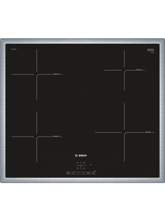 Bosch PUE645BB1E beépíthető indukciós főzőlap