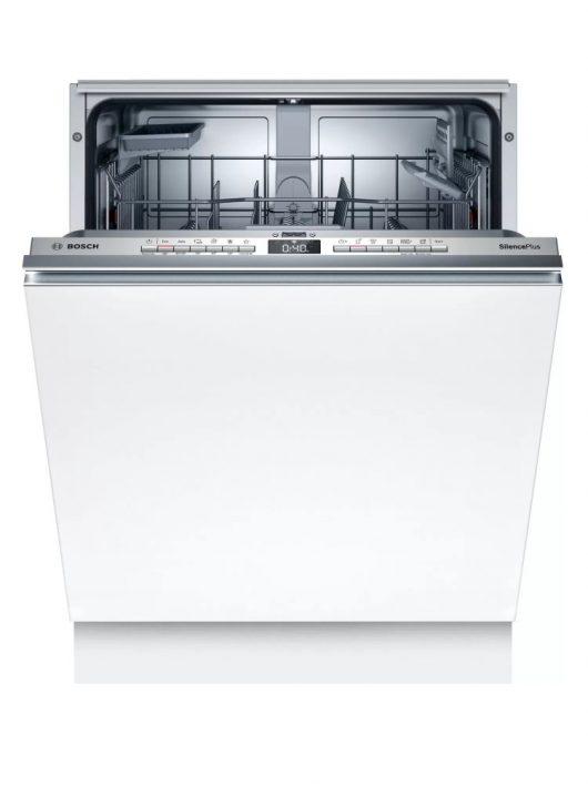 Bosch SMD4HAX48E Serie | 4, Beépíthető mosogatógép, 60 cm