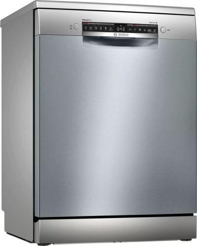 Bosch SMS4ECI14E Serie   4 Szabadonálló mosogatógép, 60 cm, silver-inox