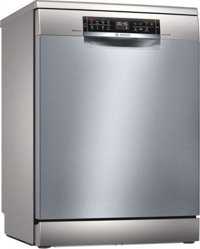 Bosch SMS6ECI93E Serie | 6, Szabadonálló mosogatógép, 60 cm, silver-inox