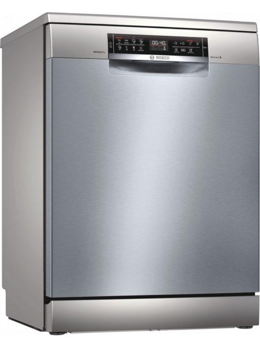 Bosch SMS6ZCI42E Serie | 6 Szabadonálló mosogatógép, 60 cm, silver-inox