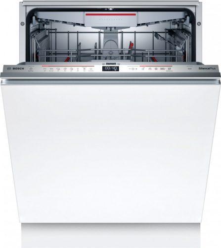 Bosch SMV6ECX51E Serie   6, Beépíthető mosogatógép, 60 cm