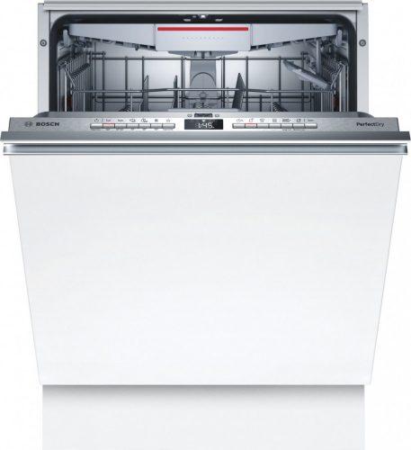 Bosch SMV6ZCX00E Serie   6, Beépíthető mosogatógép, 60 cm
