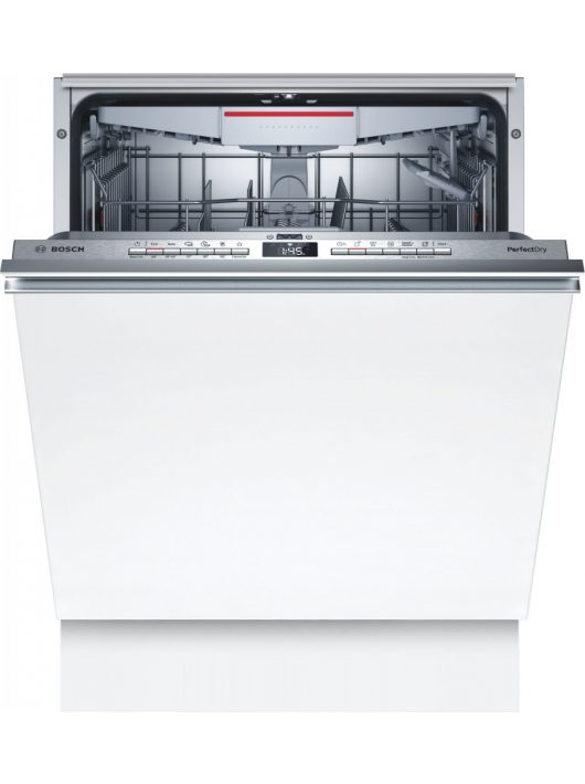 Bosch SMV6ZCX00E Serie | 6, Beépíthető mosogatógép, 60 cm