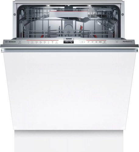 Bosch SMV6ZDX49E Serie | 6 Beépíthető mosogatógép 60 cm