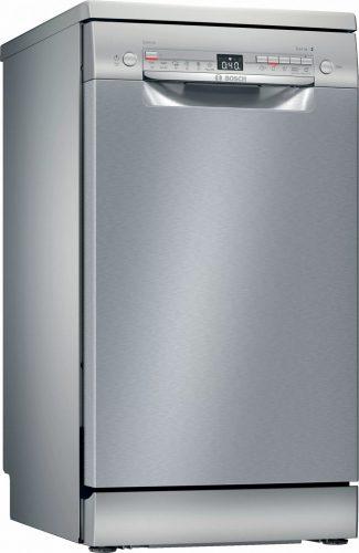 Bosch SPS2HKI57E Serie   2, Szabadonálló mosogatógép, 45 cm, silver-inox