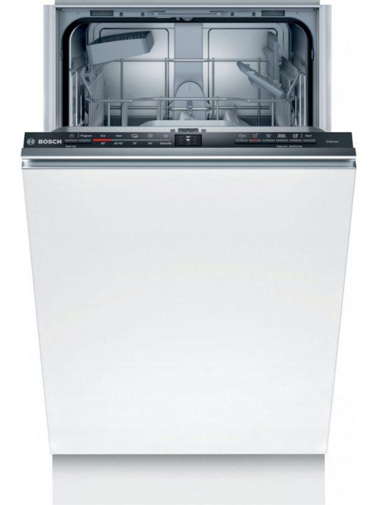 Bosch SPV2IKX10E Serie   2, Beépíthető mosogatógép, 45 cm