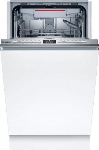 Bosch SPV4EMX20E Serie   4, Beépíthető mosogatógép, 45 cm