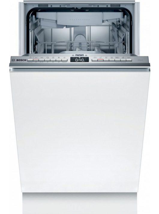 Bosch SPV4XMX16E Serie | 4, Beépíthető mosogatógép, 45 cm