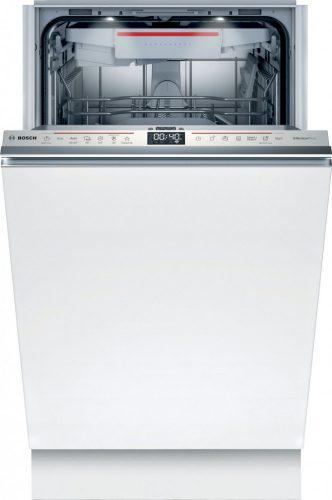 Bosch SPV6EMX11E Serie   6, Beépíthető mosogatógép, 45 cm