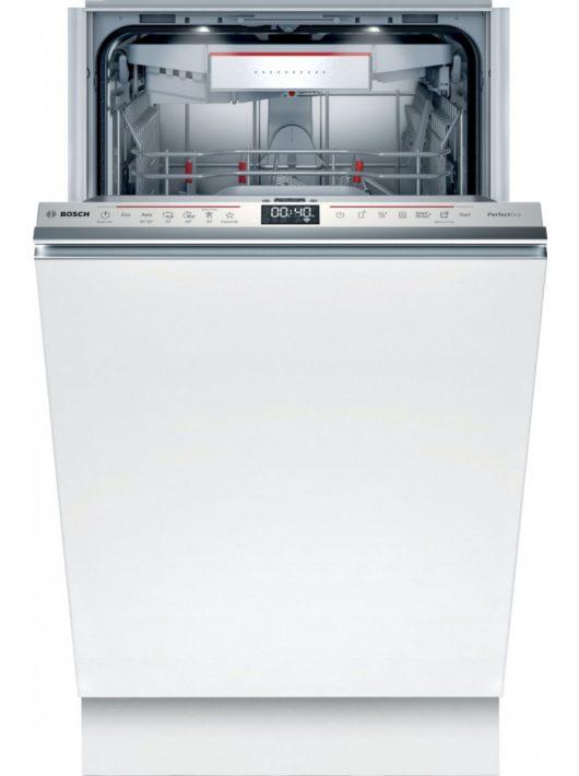 Bosch SPV6ZMX23E Serie | 6, Beépíthető mosogatógép, 45 cm