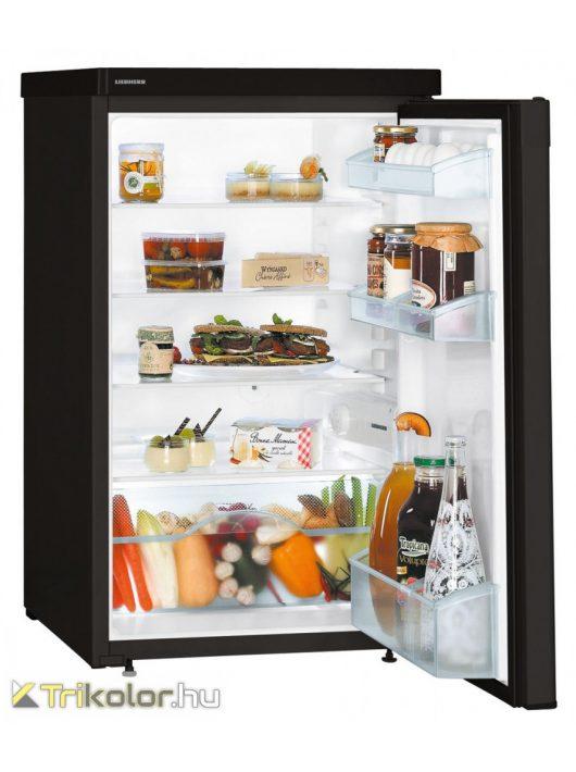 Liebherr Tb 1400 szabadonálló hűtőszekrény   Fekete   85 cm