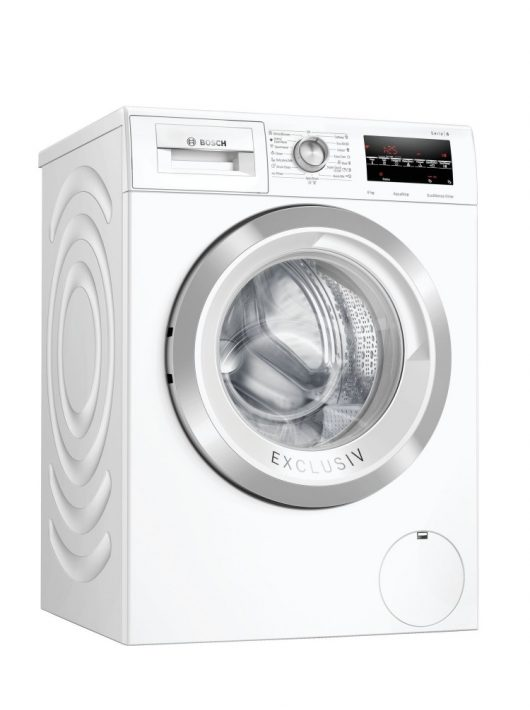 Bosch WAU28T90BY Serie | 6 Elöltöltős mosógép 9 kg 1400 fordulat/perc