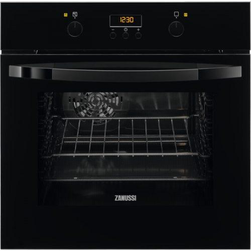 Zanussi ZOB35702BU Fekete beépíthető sütő