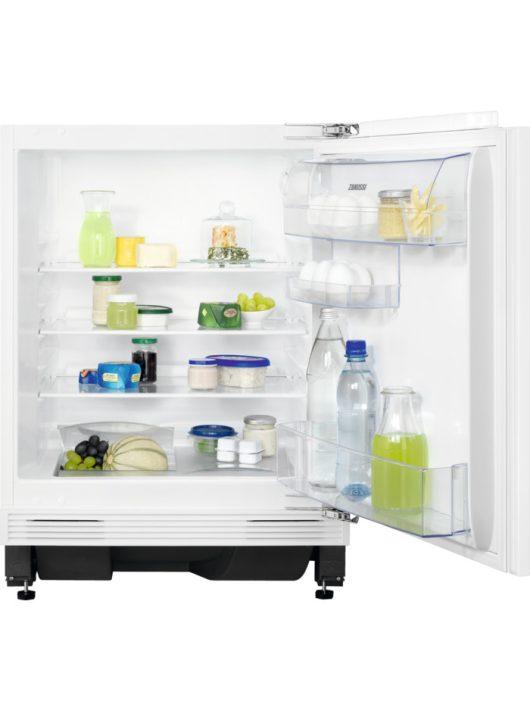 Zanussi ZXAN82FR Aláépíthető hűtőszekrény|OptiSpace|82 cm